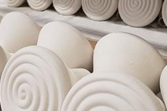 Ceramicx components
